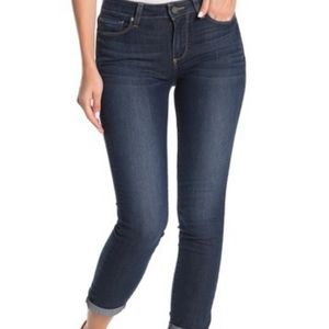 PAIGE Kylie Cuffed Cropped Skinny Jeans 29 (8)